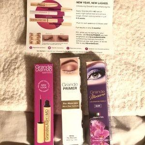 ✨ NEW Grande MD Lash Growth, Primer, Mascara Set ✨